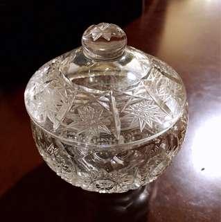 精美水晶小罐