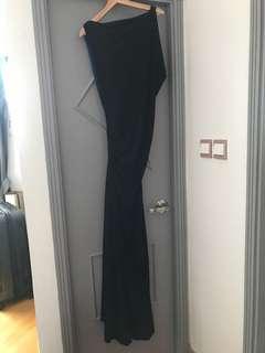 BCBG Maxazria inspired long gown