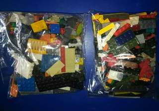 Lego mixed brand