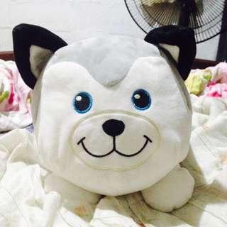 BLUE MAGIC Dog stuffed toy