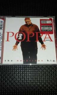 Notorious B.I.G Big Poppa, who shot Ya, Warning USA original pressing CD Single new rare 1994 Rap