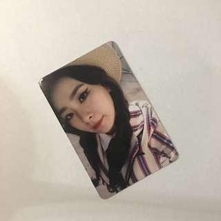 Red Velvet The Red Seulgi Photocard