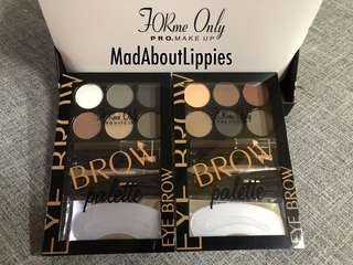 FOR ME EYEBROW PALETTE