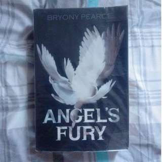 Angel's Fury by Bryony Pearce