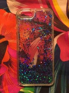 Iphone 6/6S Glitter Case (Forever 21)