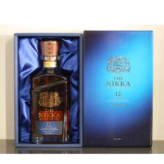 The NIKKA 12years  700ml