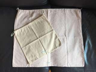 Miu Miu Dust Bag : Size M $30, Size L $50