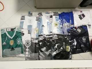 🚚 IN STOCK WORLD CUP JERSEY
