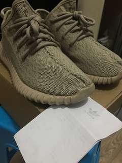 Yeezy boost 350 tan UK6