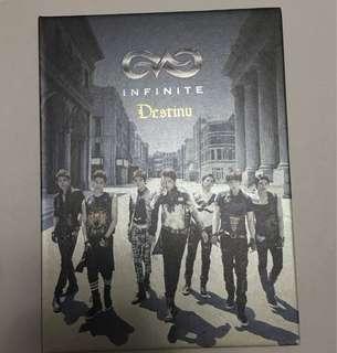 Infinite Destiny Album