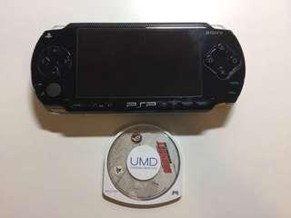 PSP + Game