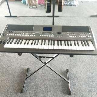 Yamaha keyboard psr s670 bisa dicicil cepat