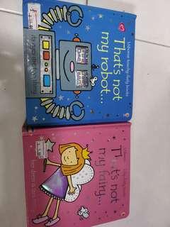 PRELOVED toddlers books