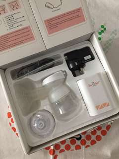 Tiny Touch Mini Portable Breast Pump