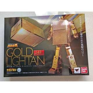 超合金魂 (日版)24K 黃金戰士