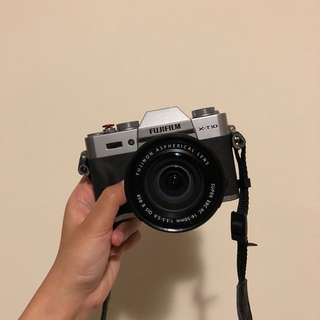 Fuji film x-t10
