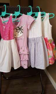 Assorted Dresses for 2 years old