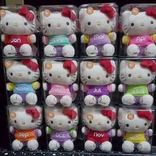12 Months of Hello Kitty!