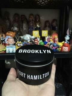 Brooklyn fort hamilton tin can