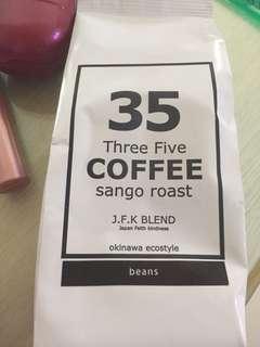 🚚 沖繩限定 35咖啡(日本買回,最後一包
