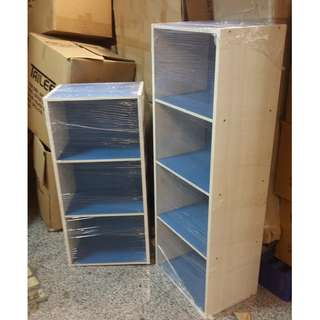 bundle  3 and 4 open layers utility cabinet