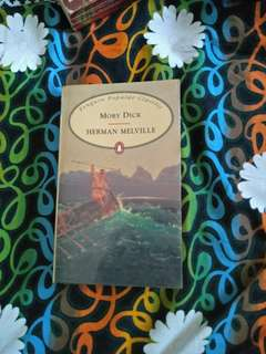 moby dick by herman melvill