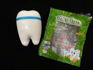 SQUISHY I Love Teeth