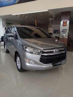 New Toyota Innova G manual bensin