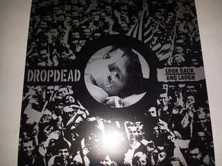 "Vinyl 7"" Record: Dropdead / Look Back And Laugh ‎– Dropdead / Look Back And Laugh - Hardcore, Grindcore, Powerviolence"