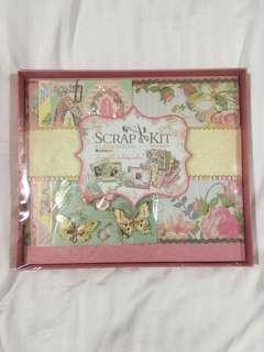 Brand New Scrapbook Kit