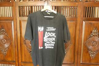 Lock, Stock And Two Smoking Barrels T Shirt