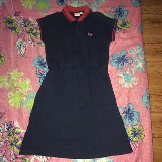 Authentic Lacoste Live Dress