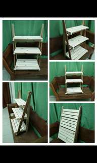 Collapsible multipurpose rack