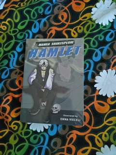 hamlet manga shakespeare