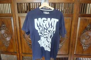 T Shirt MGMT bootleg