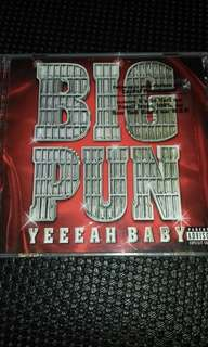 Big Pun Yeeeah Baby USA pressing cd used Rap, Fat Joe , Remy Ma
