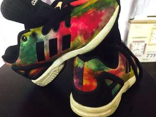 ADIDAS ZX FLUX SUPERB UK10 (ORI)