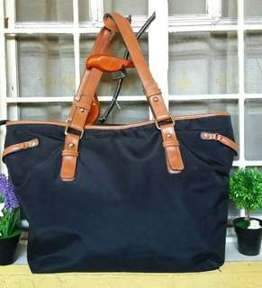 Repriced!Authentic Merona Carry-all Tote Bag