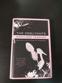 3 for price of 2 - The Debutante by Katherine Tessaro