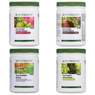 Nutrilite protein powder instock