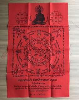 LP Maen Wat Natangnok phayant