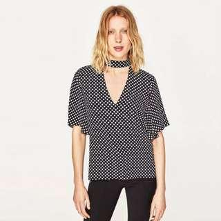 Formal Polka Dots Shirt
