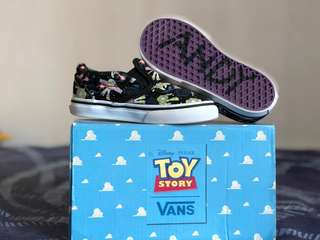 Vans Toy Story Buzz Lightyear Toddler