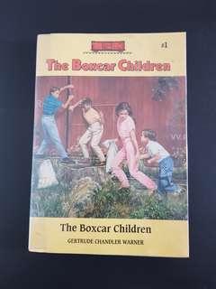 Homeschool curriculum : the Boxcar Children #1