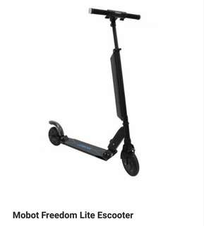 Mobot freedom lite e-scooter