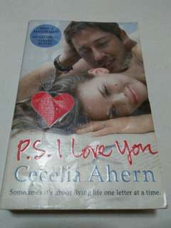 PS. I love you by Cecelia Ahern