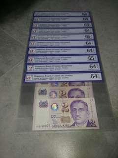 HTT $2 Serial 1-10