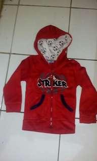 Jaket Red
