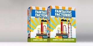 Fantastic factories Kickstarter group pledge