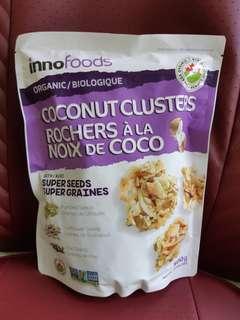 Organic Coconut snack